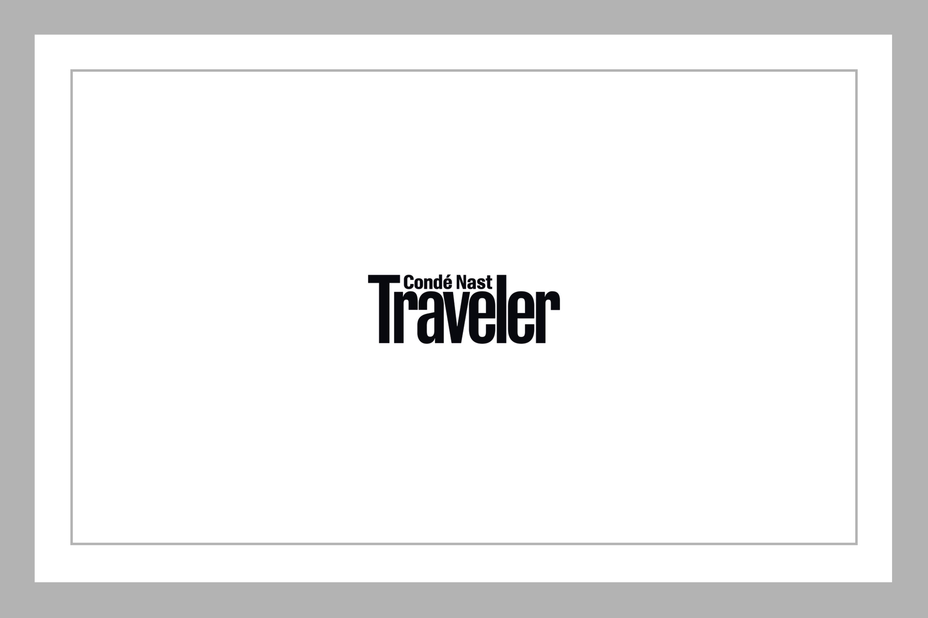 destacada prensa condé Nast Traveler Félix Ramiro