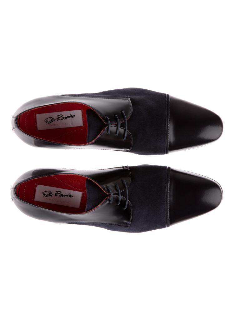 Look 62 Zapatos de novio Félix Ramiro