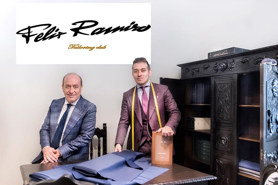 Félix Ramiro se une al Club Raheem