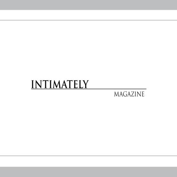 Intimately Magazine Prensa Félix Ramiro
