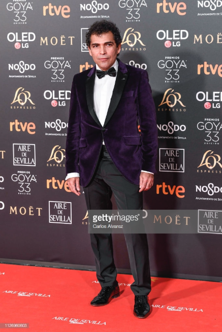Vladimir cruz Premios Goya 2019