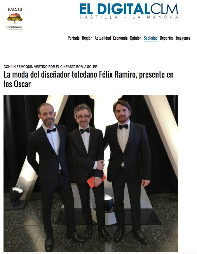 el digital clm borja soler Félix Ramiro