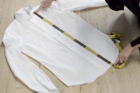 length-measurement-on-the-shirt